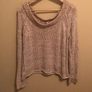 Free People Sweaters - Summer knit free People sweater